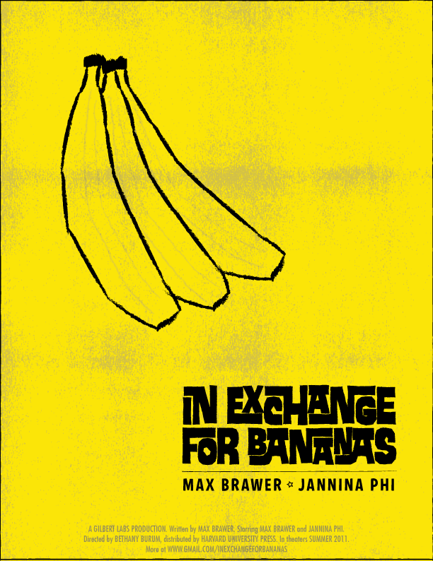 In exchange for bananas by max brawer
